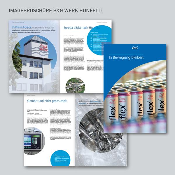 Wella Manufacturing Hünfeld, P&G Werk Hünfeld