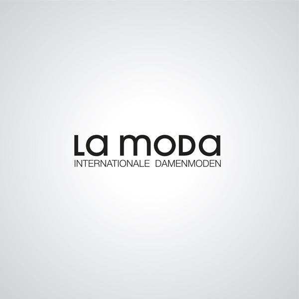 Logoentwicklung La Moda