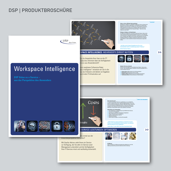 DSP Workspace Intelligence