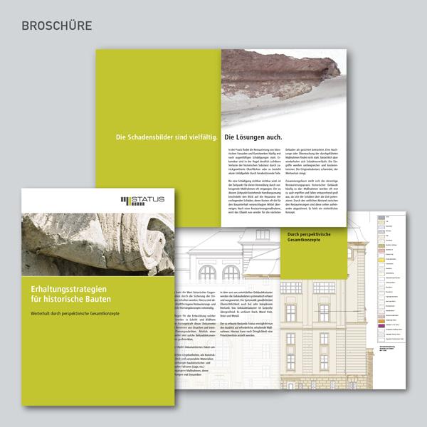 STATUS Broschüre