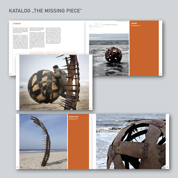 "WOLF-WERK Katalog ""The Missing Piece"""